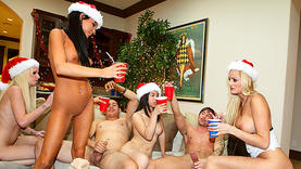 teens in fucking orgy on the party