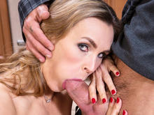 Tanya Tate & Alan Stafford in Seduced by a cougar