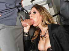 Rachel Roxxx in Naughty Office