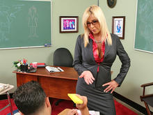 Misty Vonage in My First Sex Teacher