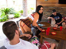 Audrey Bitoni in My Dad's Hot Girlfriend