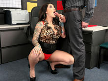 Darling Danika in Naughty Office