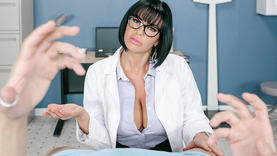 nurse milfs take cock so deep with doctor