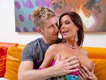Diamond Foxxx & Danny Wylde in My Friends Hot Mom