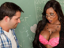 Diamond Jackson & Kris Slater in My First Sex Teacher