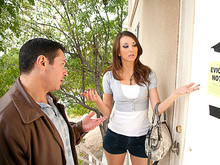 Katie Jordin & John Strong in I Have a Wife