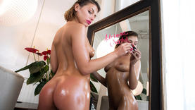 oiled milfs in rough sex