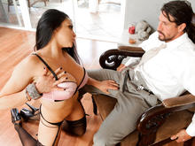 Audrey Bitoni & Tommy Gunn in My Wife's Hot Friend