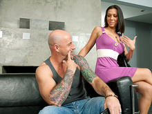 Rachel Starr & Barry Scott in My Dad's Hot Girlfriend