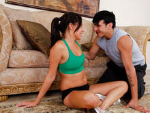 Danica Dillon & Anthony Rosano in Naughty Athletics
