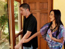 Breanne Benson & Alex Gonz in Neighbor Affair