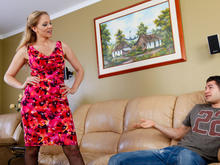Julia Ann & Giovanni Francesco in My Friends Hot Mom