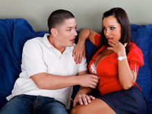 Lisa Ann & Alex Gonz in My Friends Hot Mom