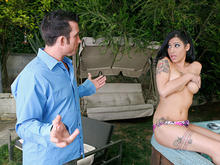 Daisy Cruz & Billy Glide in Latin Adultery