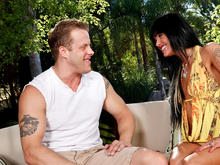 Sadie West & Seth Dickens in Neighbor Affair