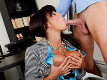 Lisa Ann & Seth Gamble in My Friends Hot Mom