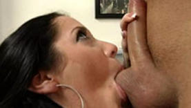 pretty brown hair milf with doctor