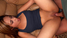 hot latina fucking doggystyle