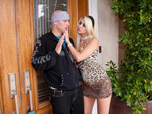 Jazy Berlin & Derrick Pierce in My Dad's Hot Girlfriend