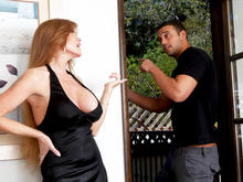Darla Crane & Rocco Reed in Seduced by a cougar
