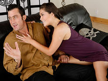 London Keyes & Billy Glide in I Have a Wife