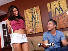 Aleksa Nicole & Mick Blue in I Have a Wife