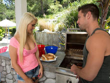 Alexis Ford & Johnny Castle in My Sisters Hot Friend