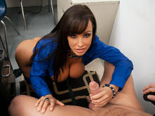 Lisa Ann & Johnny Castle in My First Sex Teacher