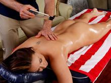 Chanel Preston & Jordan Ash in My Naughty Massage
