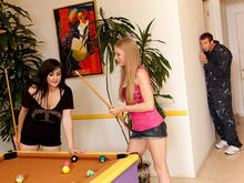 Avril Hall & Jordan Ash in My Friend's Hot Girl